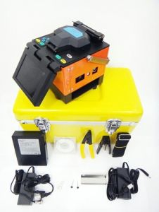 China Skycom T-108FTTH Digital Fusion Splicer Kit pictures & photos