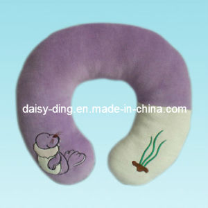 Plush Neck Pillow with Soft Material (cushion) pictures & photos