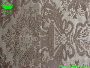 Embossing Sofa Fabric and Wall Covering (BS2136A) pictures & photos