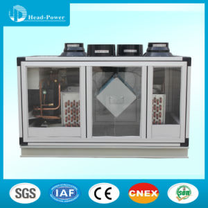 Aluminium Core Heat Exchanger Floorstanding Heat Recovery Air Ventilation System for Industrial pictures & photos
