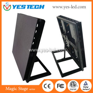 Yestech Saving Energy P5 P6mm Outdoor Sport LED Video Display pictures & photos