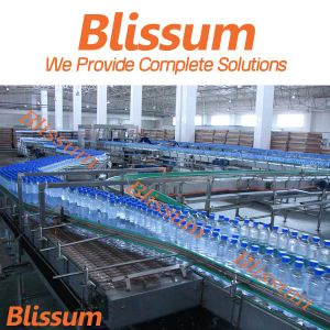 Automatic Plastic Bottle Still Water Production Line pictures & photos