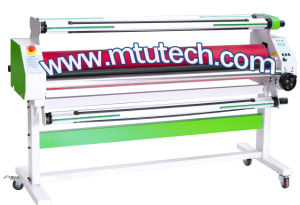 Automic Cold Laminator Machine Mt1600-M1 pictures & photos