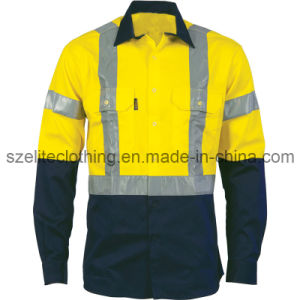 En471 Hi Viz Safety Clothes for Men (ELTHVJ-216) pictures & photos