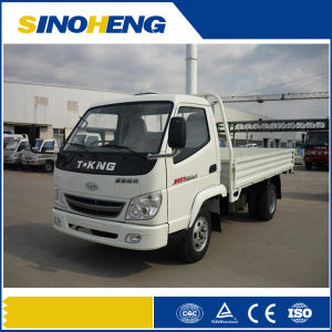 China Factory Manufacture Light Duty Small Lorry Cargo Truck pictures & photos