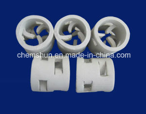 Ceramic Pall Ring for Scrubbing Towers pictures & photos