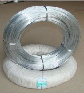 Hot Sale 18gauge 25kg Per Coil Galvanized Binding Wire/Galvanized Wire pictures & photos