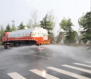 China Water Tank Truck 2m3-30m3 Sprinkling Truck pictures & photos
