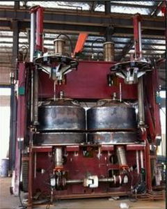 Tyre Curing Press/Hydraulic Press Machine/Rubber Machinery pictures & photos