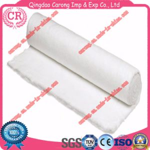 Manufacturer of Absorbent Gauze Wood Roll 100% Cotton pictures & photos