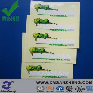 Transparent Thick Color Cartoon Stickers pictures & photos