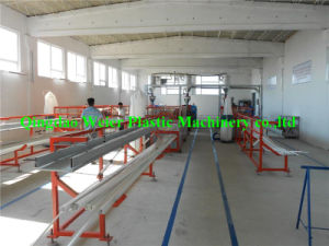 PVC Window and Door Profile Production Line pictures & photos