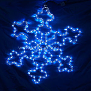 Christmas Decoration LED Snow Rope Light (LDM-SNOW-50CM) pictures & photos