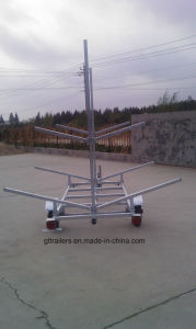 Galvanized Kayak Trailer for Sale (TR1001) pictures & photos