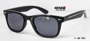 Best Selling Fashion Unisex Plastic Sunglasses for Accessory CE FDA Kp50072 pictures & photos