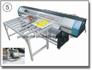 Flatbed Eco Solvent Printer (UD-211LAT) pictures & photos