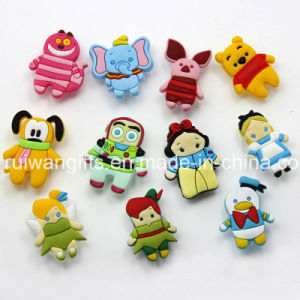 3D Soft PVC Charms for Clog Shoes pictures & photos