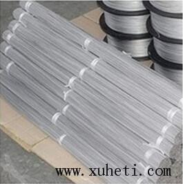ASTM Standard Gr5 Alloy Titanium Wires/Lines