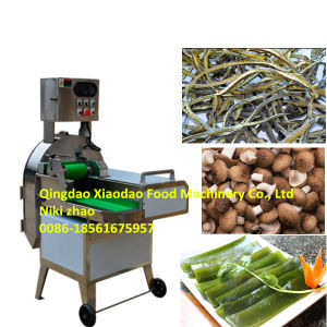 Automatic Vegetable Slicer Machine/Fruit Slicing Machine pictures & photos