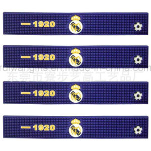 Soft PVC Rubber Bar Pad for Footbal Club (BAM064) pictures & photos