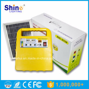 IP65 Solar Power System for Home with Solar Panel pictures & photos