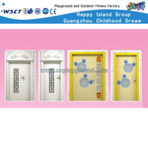High Quality Kindergarten Door for Sale (HB-mtzs2) pictures & photos