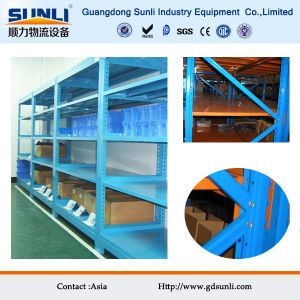 Light Duty Warehouse System Metal Decking Rack Shelf pictures & photos