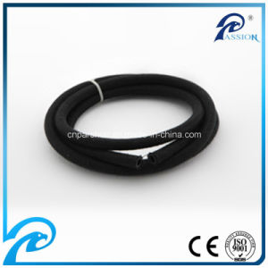 "5/16"" Cotton Braided Rubber Fuel Hose for Automotive Industry pictures & photos"