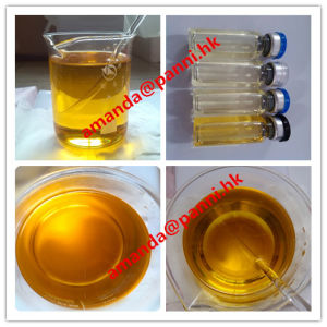 Anabolic Testosterone Enanthate Steroid Testosterone Enanthate 300mg/Ml for Medicine Bodybuilding pictures & photos