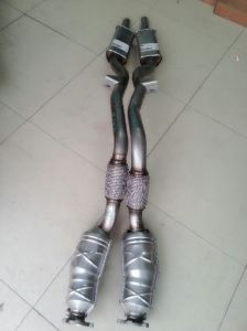 Catalytic Converter of Type Exhaust of 6L3.0 4 Mt pictures & photos
