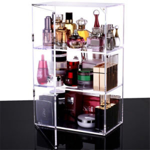Acrylic for Nail Polish Holder Makeup Storage Box pictures & photos