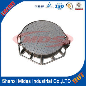 Heavy Duty Ductile Iron Manhole Cover for Sale pictures & photos