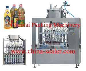 Puree Pneumatic Bottle Filling Machine pictures & photos