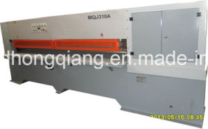 Mqj320A Woodworking Hydraulic Pressure Veneer Clipper pictures & photos