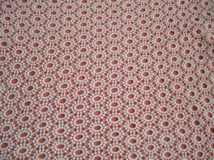 Fashion Cotton Embroidery Fabric (MS32985)