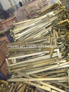 Zinc Plated Scaffold Guard Bar /Fence for Highway or Garden Construction pictures & photos
