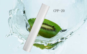Household Home CPP-20 5 Micron Water Filter Sediment Filtration Replacement Cartridges pictures & photos