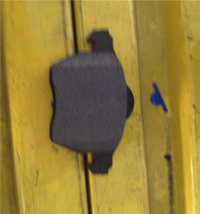 D1405 High Quality China Manufacturer Front Brake Pad for Chevrolet 25940447 pictures & photos