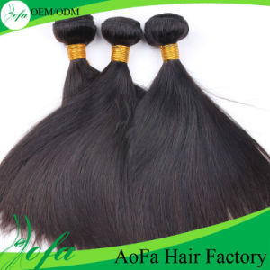 Natural Soft&Smooth&Tangle Free Human Hair Virgin Brazilian Hair pictures & photos