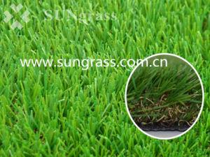 40mm True Landscape Garden Artificial Grass (SUNQ-HY00160) pictures & photos
