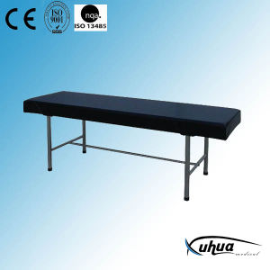 Stainless Steel Flat Hospital Medical Examination Bed (I-3) pictures & photos