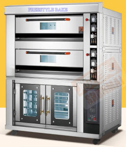 up Deck Oven + Down Proofer Fb-Alb-24q8p