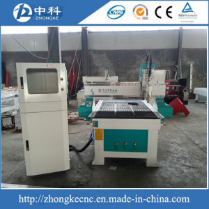 3D Wood CNC Router for Plywood Cutting Zk1325 pictures & photos