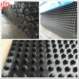 1.0mm HDPE Dimple Geomembrane for Drainage pictures & photos