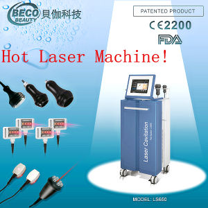 Laser Cavitation Vacuum Ultrasonic Cavitation Machine (LS650)