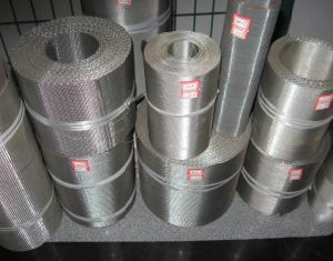 Stainless Steel Dutch Woven Wire Mesh Extruder Screen Filter Cloth pictures & photos