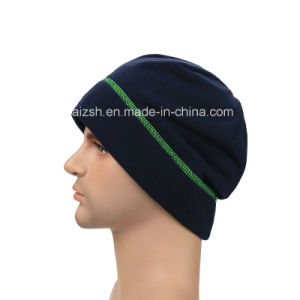 Warm Autumn and Winter Outdoor Leisure Fleece Hat pictures & photos