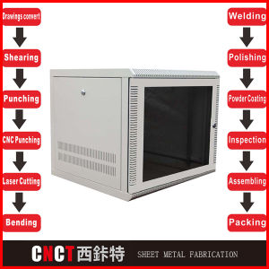 Top Quality Custom Made Electrical Box and Enclosure pictures & photos