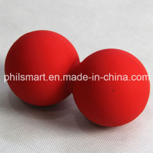 Double Massage Peanut Lacrosse Ball (PHH-DM-990989) pictures & photos