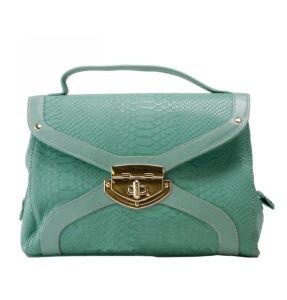 Metal Button Designer-Inspired Handbags, Tote Bags (FJ28-110)